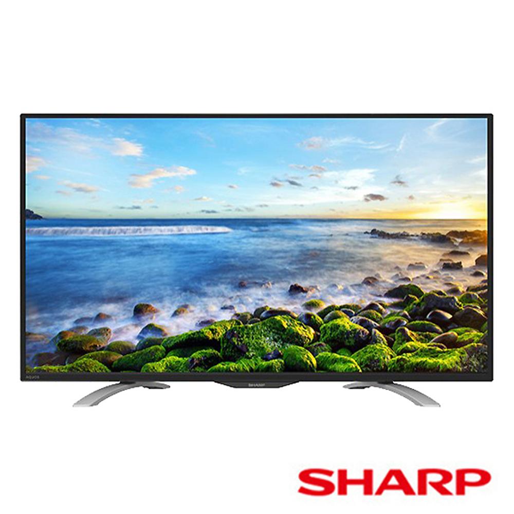 SHARP夏普45吋FHD連網液晶電視LC-45LE580T