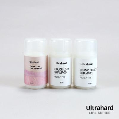 Ultrahard 植萃全系列洗護髮 旅行試用組