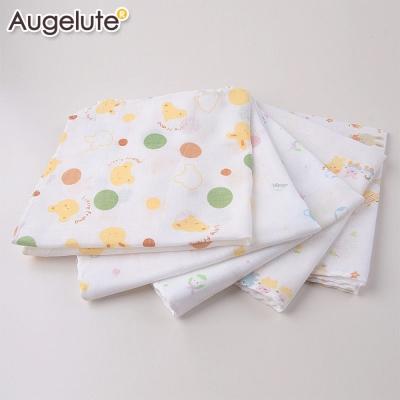 baby童衣 新生兒雙層口水巾 多花色不挑款紗布巾 X3025