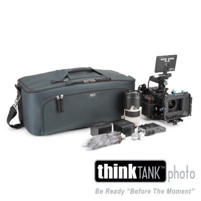 ThinkTank創意坦克-Video Workhorse25旗艦級攝影單肩包-VW268