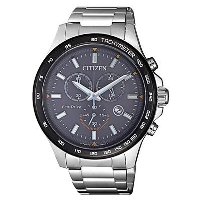 CITIZEN  迴路思索光動能時尚腕錶-AT2424-82H-42mm