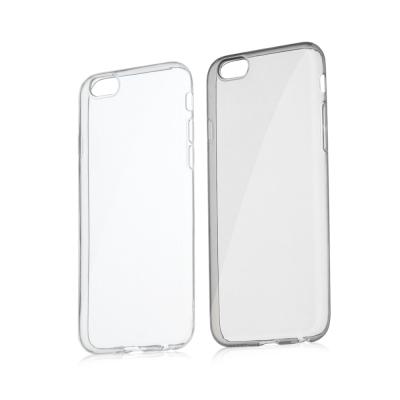 C15 iPhone6/6S透明矽膠保護殼
