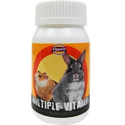 吉沛思Zippets《小動物綜合維生素錠片》40錠