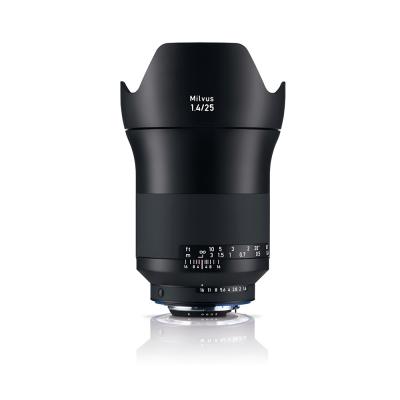 蔡司 Zeiss Milvus 1.4/25 ZF.2 (公司貨) For Nikon