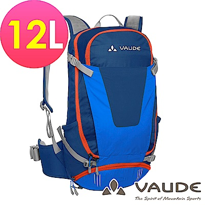 【ATUNAS 歐都納】德國VAUDE-Moab12L透氣背包VA-11936藍15