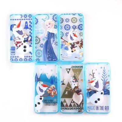 Disney迪士尼iPhone 8 / 7 Plus雪寶過聖誕彩繪雙料殼套