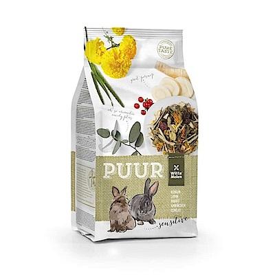 荷蘭偉特PUUR 純天然草本兔飼料 800g 兩包組