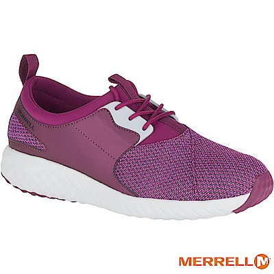 MERRELL 1SIX8 LACE AC+ 休閒女鞋-桃(45688)