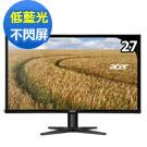 acer G277HL A 27型 VA濾藍光不閃屏液晶螢幕(福利品)
