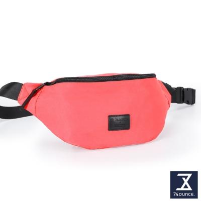 74盎司 VIBE 防潑水輕便胸腰包[TG-196]粉紅