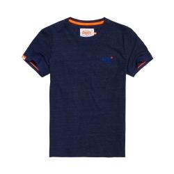 SUPERDRY 極度乾燥 短袖 文字T恤 藍色 371