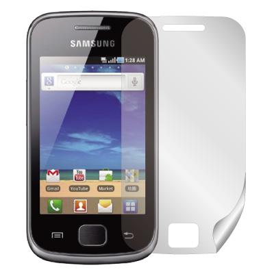 ZIYA SAMSUNG Galaxy Gio 抗刮螢幕保護貼 (兩入裝)