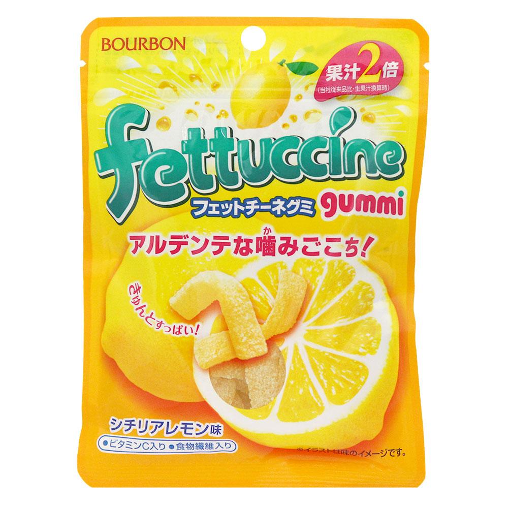 北日本 長條軟糖-檸檬(50gx2入)