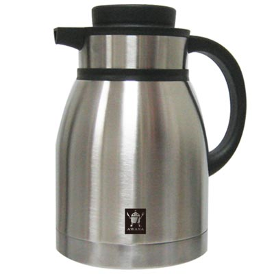 AWANA時尚不銹鋼真空咖啡壺(1.5L)