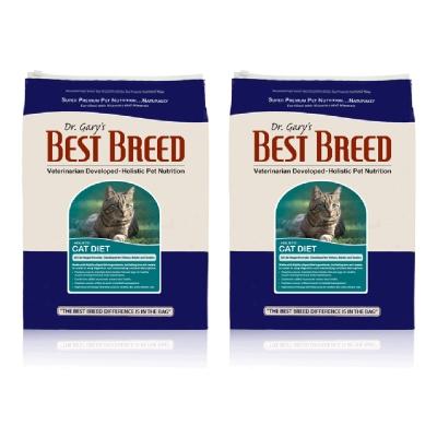 BEST BREED貝斯比 全齡貓配方 貓飼料 6.8kg x 2包入