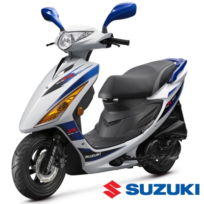 SUZUKI台鈴機車 GSR 125 碟煞 五期噴射 2017年全新車