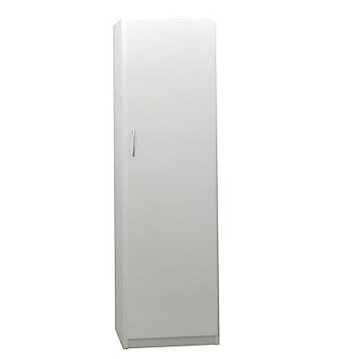 品家居 瑪菲1.6尺環保塑鋼浴室高櫃(二色)-48.5x47.5x190cm-免組