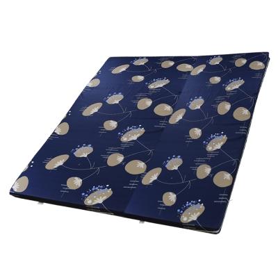 依文絲Aeneas 彩韻空間日式純棉中青便利床墊-加大6x6尺