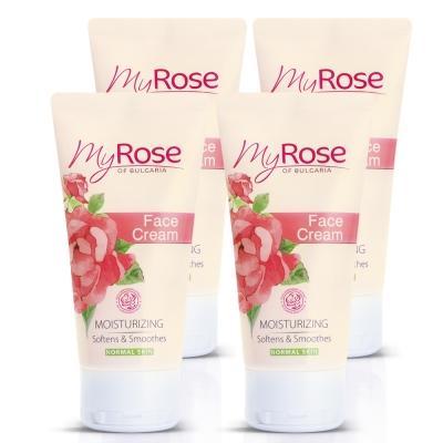保加利亞My rose玫瑰保濕亮澤面霜條狀50ml買三送一