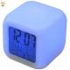 月陽七彩變色多功能萬年曆溫度計貪睡鬧鐘(CK-20) product thumbnail 1
