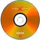 錸德 Ritek X 版 4X DVD+RW 4.7GB (30布丁桶裝)