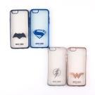 DC正義聯盟iPhone 6/6s Plus(5.5吋)時尚質感電鍍保護套
