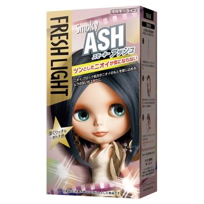 FRESHLIGHT富麗絲 染髮系列搖滾灰(第一劑40g第二劑80ml)