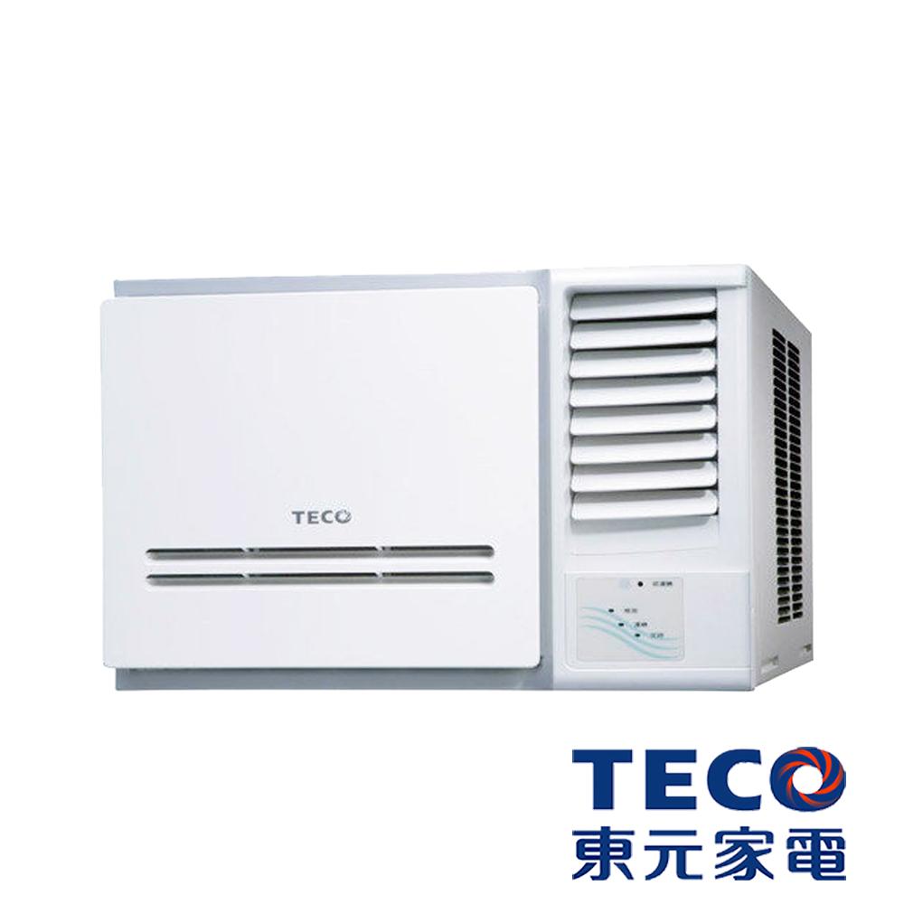 福利品TECO東元5-7坪窗型右吹DC直流變頻式冷氣MW25VC1