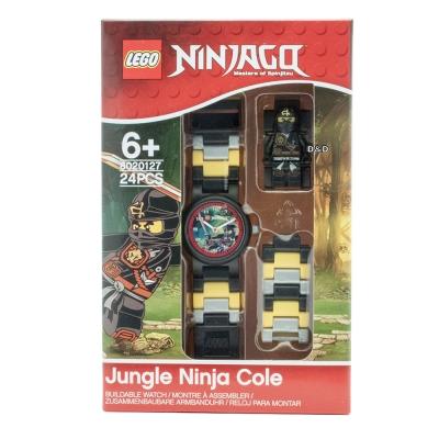 【 樂高積木 LEGO 】兒童手錶 - 旋風忍者 土系忍者