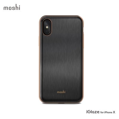 Moshi iGlaze for iPhone X 超薄時尚保護背殼