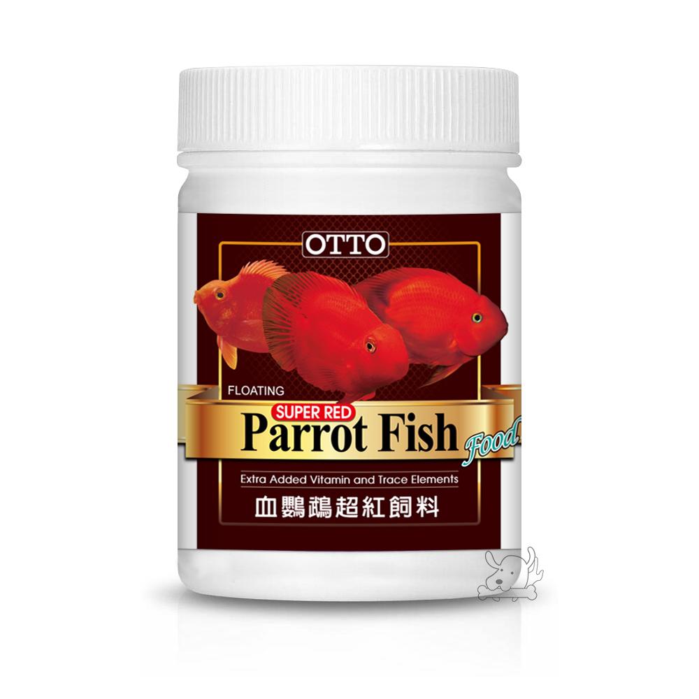 OTTO 奧圖 血鸚鵡超紅飼料 200g