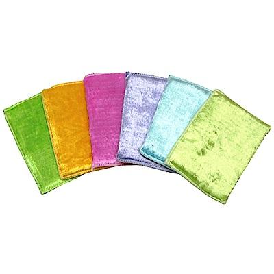 月陽 油切不卡油 神奇小抹布(6入組)(3506X6) 顏色隨機出貨