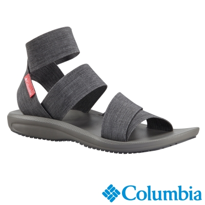 【Columbia哥倫比亞】女-涼鞋-深灰色 UBL45340DY