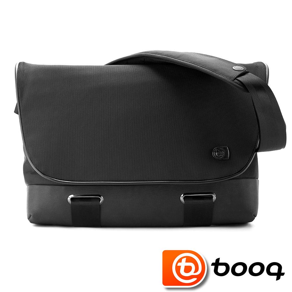 Booq Cobra Curier M 尊貴旗艦信差包-黑色(共一色)
