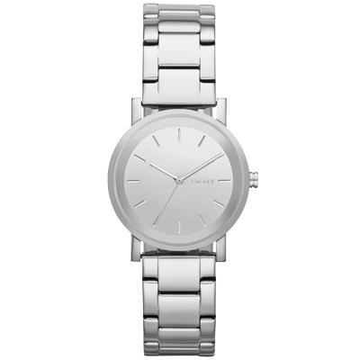 DKNY 紐約風格時尚三針腕錶-NY2177/34mm