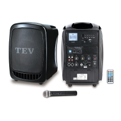 TEV 藍芽/USB/SD單頻無線擴音機 TA300B-1