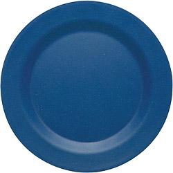 NOW Ecologie竹纖維餐盤(深藍20cm)
