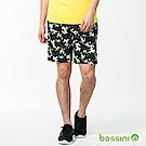 bossini男裝-休閒海灘快乾褲03橄欖綠