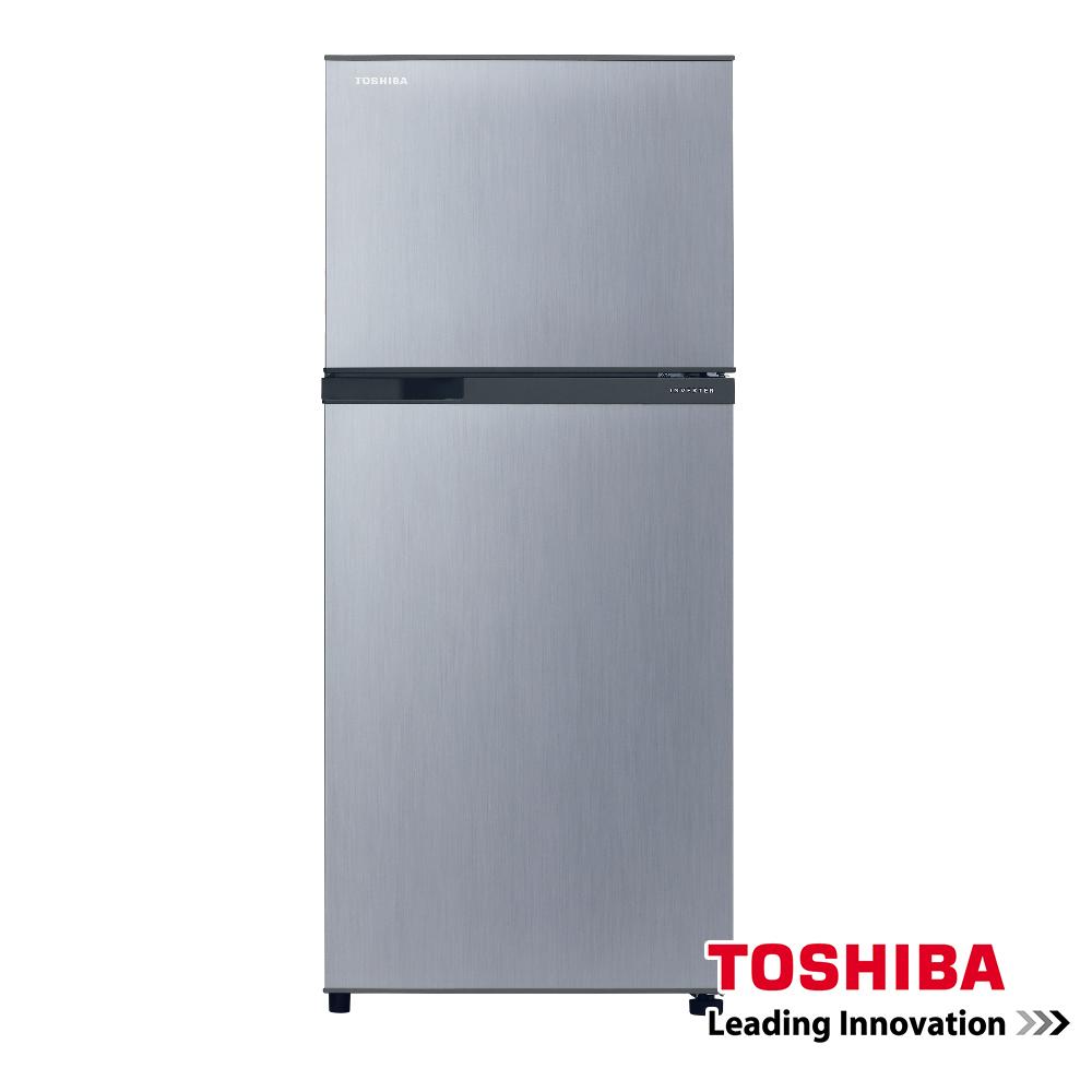 TOSHIBA東芝186公升變頻電冰箱典雅銀GR-M25TBZ S
