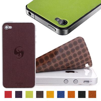 韓國FENICE Apple iphone4/4S 保護貼/背貼