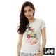 Lee 城市短袖T恤-女-白 product thumbnail 1