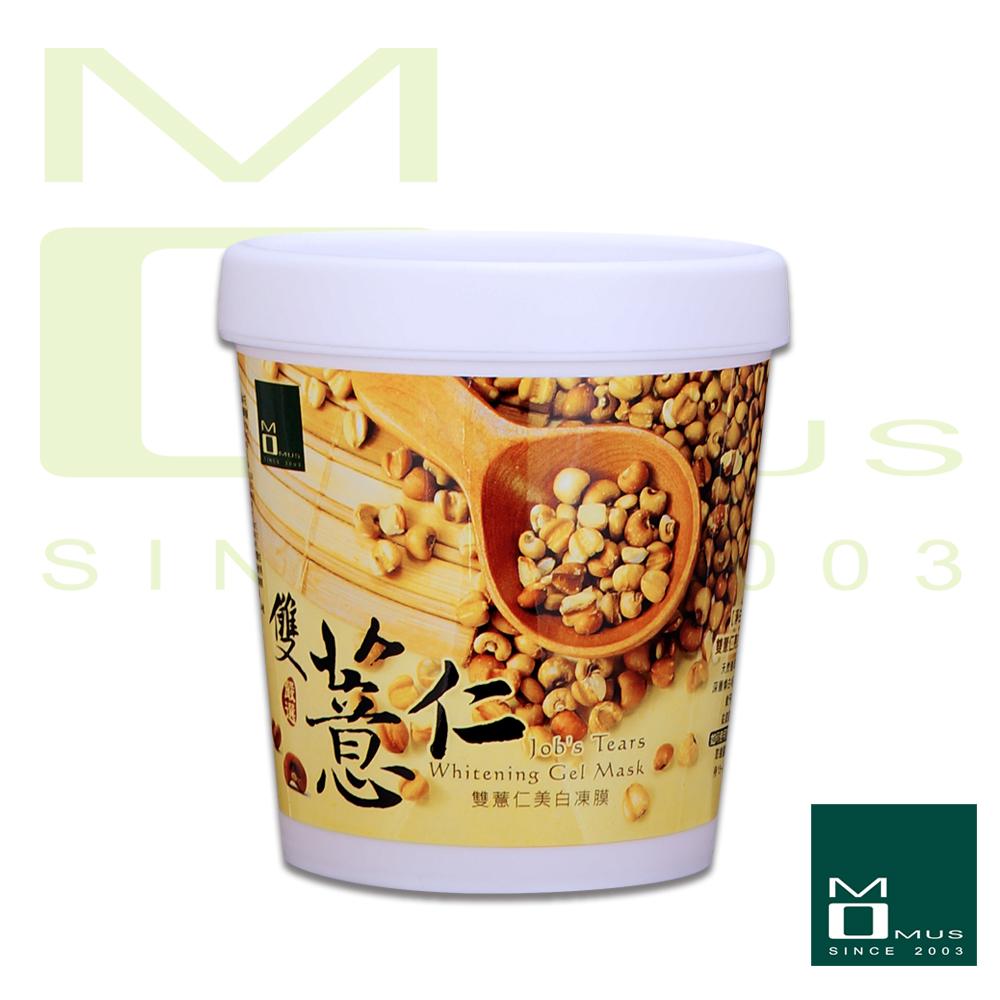 MOMUS 雙薏仁美白凍膜250g
