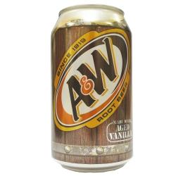 A&W 麥根沙士 (355mlx12瓶)