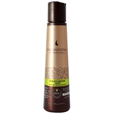 Macadamia Professional 瑪卡奇蹟油 超潤澤髮浴100ml