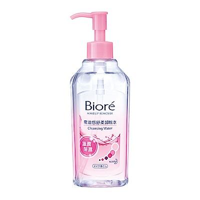 Biore 零油感舒柔卸妝水 溫潤保濕型300ml