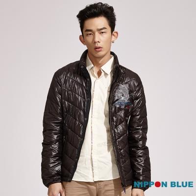 日本藍-BLUE-WAY-輕量絲棉舖棉外套