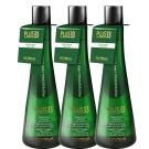義大利PLUS33草本精油舒活洗髮精250ml三入