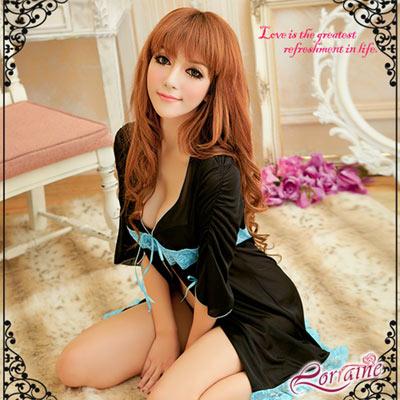 外罩衫 唯美柔緞外罩衫 Lorraine