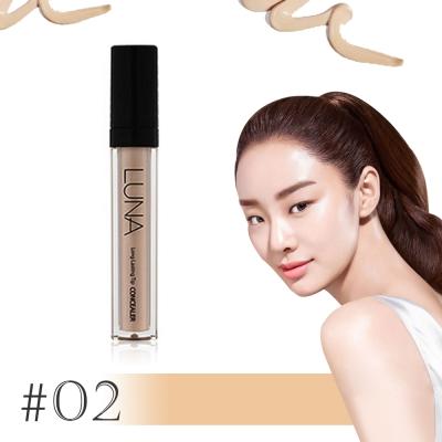 韓國LUNA 持久保濕遮瑕膏7.5g#02自然
