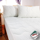 bedtime story專利3M防潑水加高床包式保潔墊-雙人特大6x7尺
